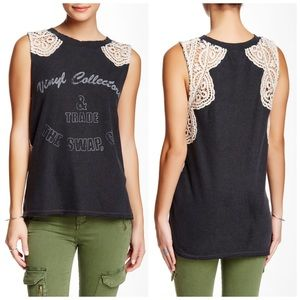 Free People Vinyl Collections Tank